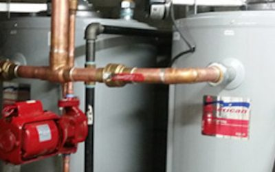 Can Water Heaters Be Repaired?